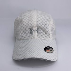 Under Armour Womens Fit Heat Gear Adjustable Hat